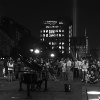 Somber Concerto - Washington Square Park