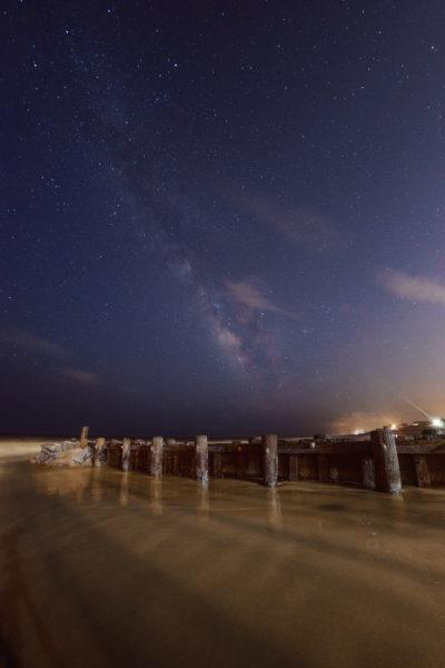 South Carolina Milky Way
